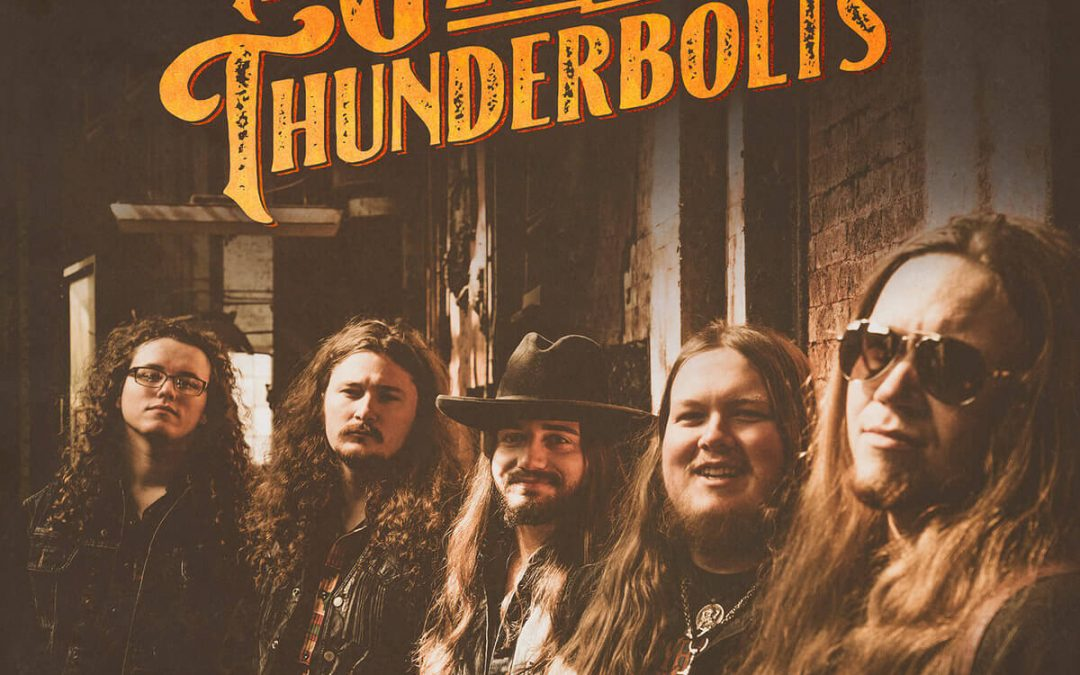 The Georgia Thunderbolts – New Release – Debut Album