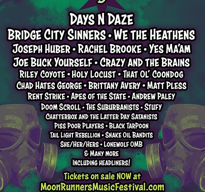 MoonRunners Festival Returns to Reggies in Chicago This Fall!